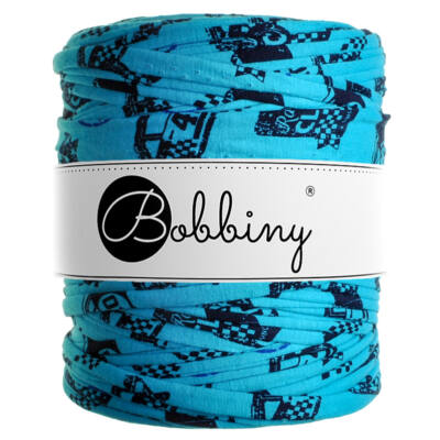 Bobbiny pólófonal - race cars-MINI