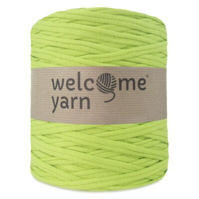 WelcomeYarn pólófonal - Világos zöld