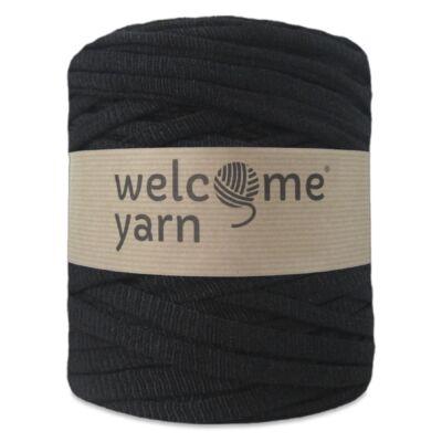 Welcomeyarn pólófonal - fekete - MINI