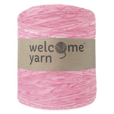 WelcomeYarn pólófonal - Pink tüll