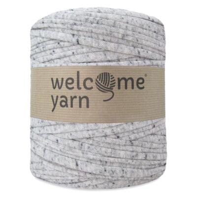 WelcomeYarn pólófonal - szürke márványos