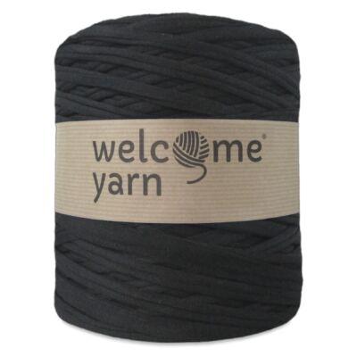 WelcomeYarn pólófonal - fekete tüll