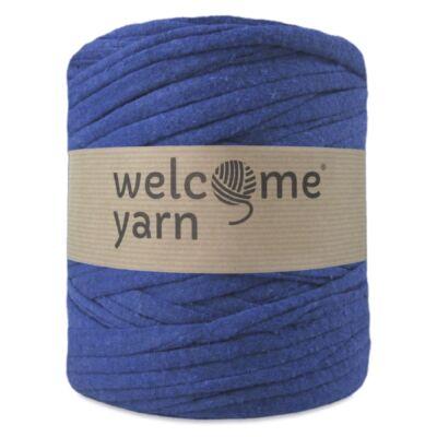 WelcomeYarn pólófonal - kék