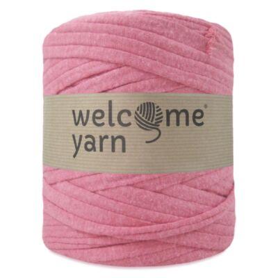 WelcomeYarn pólófonal - lazacos pink
