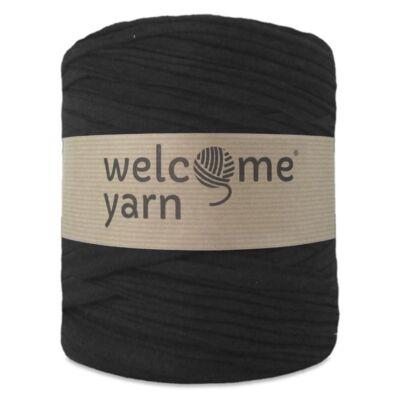 WelcomeYarn pólófonal - fekete
