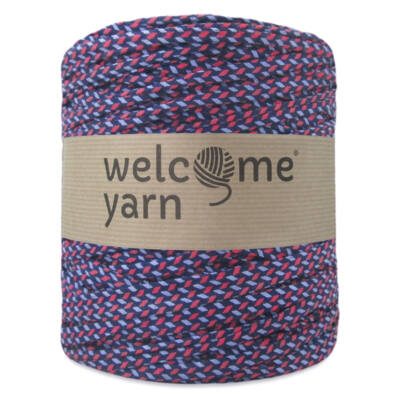 WelcomeYarn pólófonal - Colourful