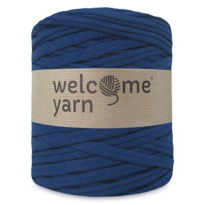 WelcomeYarn pólófonal - Párizsi kék