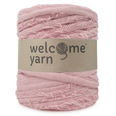 WelcomeYarn pólófonal - Pink fuzzy