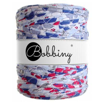 Bobbiny pólófonal- Flower power kék