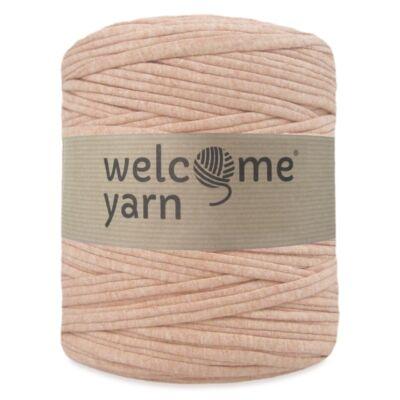 WelcomeYarn pólófonal - Lazac rózsaszín