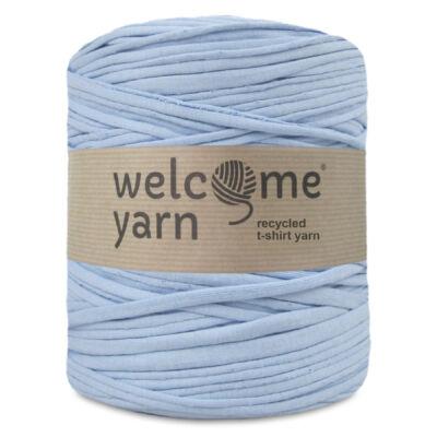 WelcomeYarn pólófonal - Világos kék
