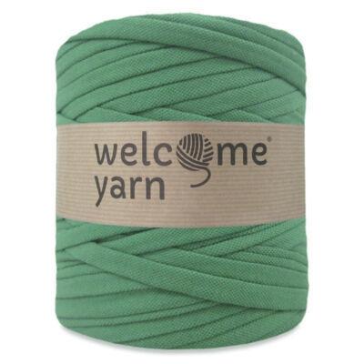 WelcomeYarn pólófonal - Zöld