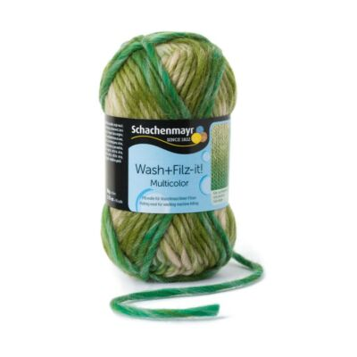 Wash and Filz it Multicolor - dzsungel