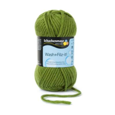 Wash and Filz it - oliva