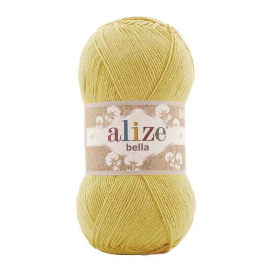 Alize Bella 100 - Citromsárga