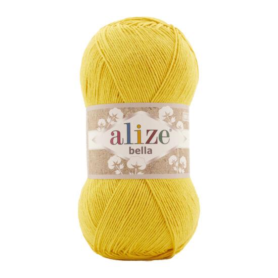 Alize Bella 100 - Sárga