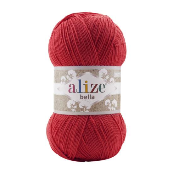 Alize Bella 100 - Piros