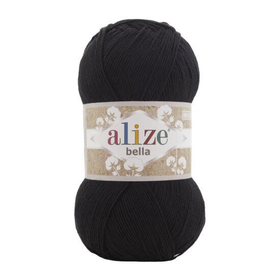 Alize Bella 100 - Fekete