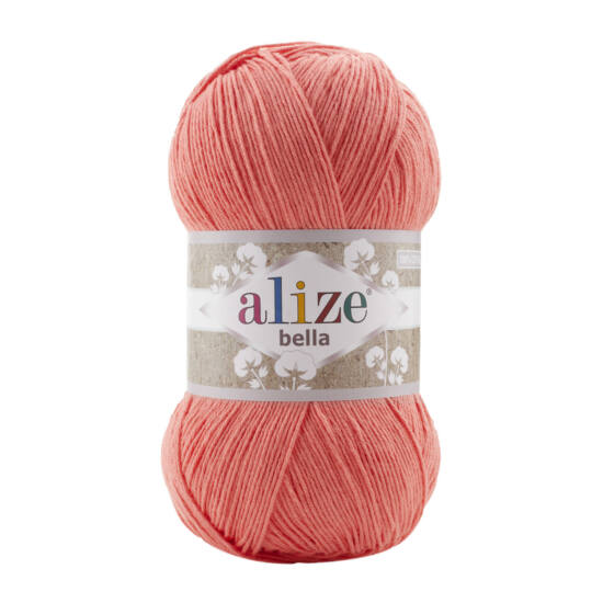Alize Bella 100 - Korall