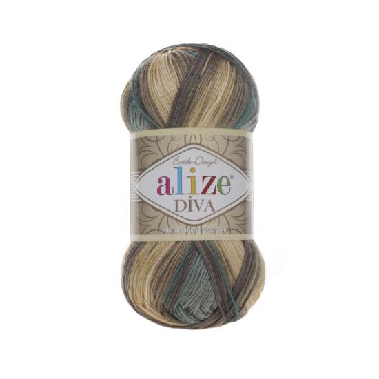 Alize Diva Batik - 3307