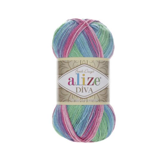 Alize Diva Batik - 4537