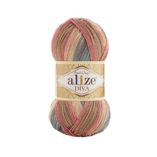 Alize Diva Batik - 7399