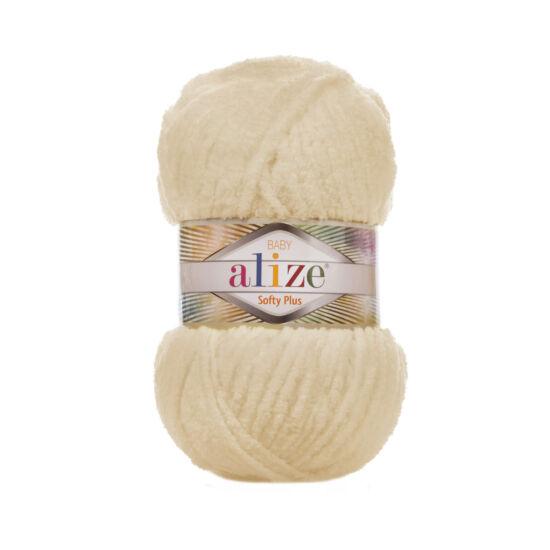 Alize Softy Plus - Mézes bézs
