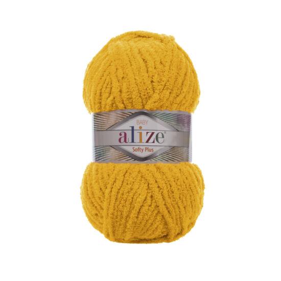 Alize Softy Plus - Napsárga