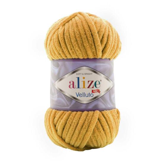 Alize Velluto - mustár
