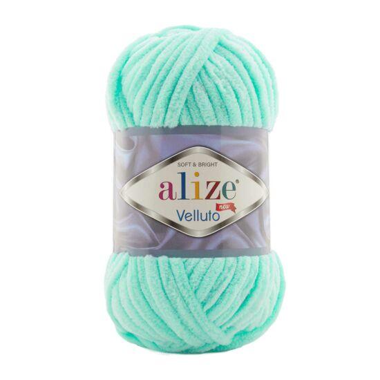 Alize Velluto - aqua