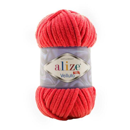 Alize Velluto - piros