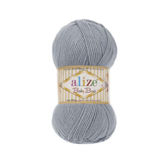 Alize Baby Best - Szürke
