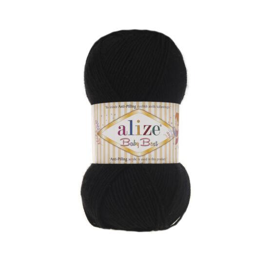 Alize Baby Best - FEKETE