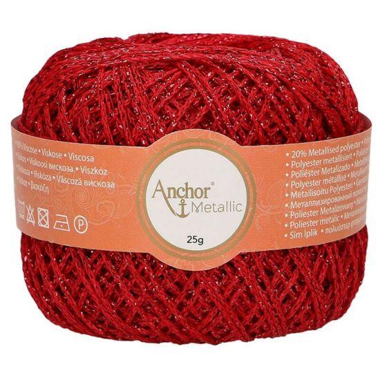 Anchor Metallic - piros
