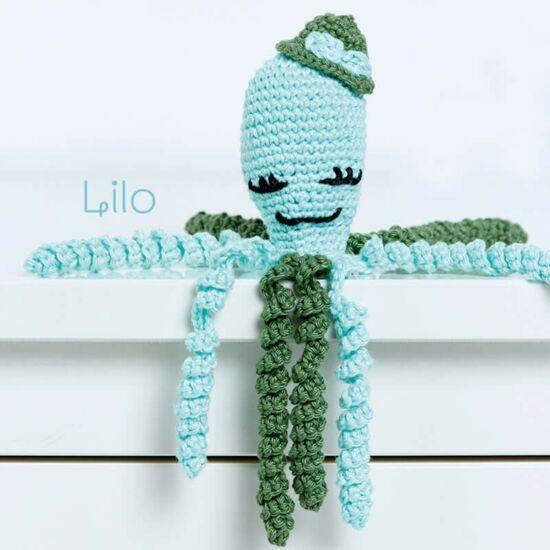 Anchor amigurumi szett - POLIP - Lilo
