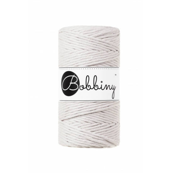 Bobbiny makramé fonal 3 mm - 2021 kollekció - MOONLIGHT