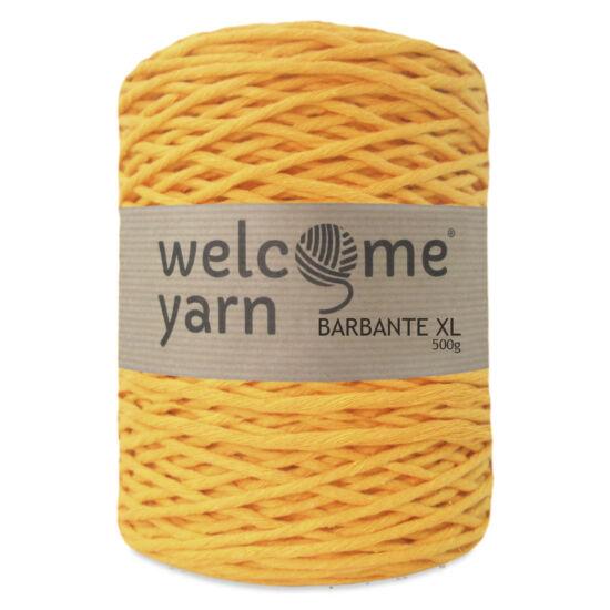 Welcomeyarn Spárgafonal XL - Mustár