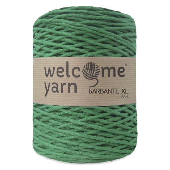 Welcomeyarn Spárgafonal XL - zöld