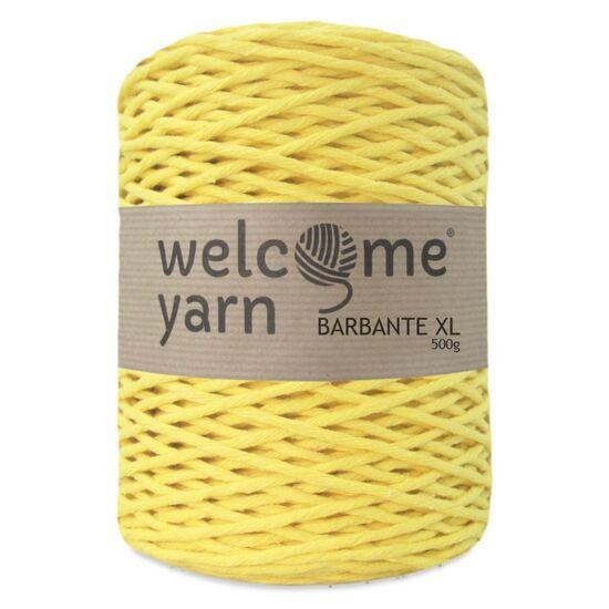 Welcomeyarn Spárgafonal XL - sárga