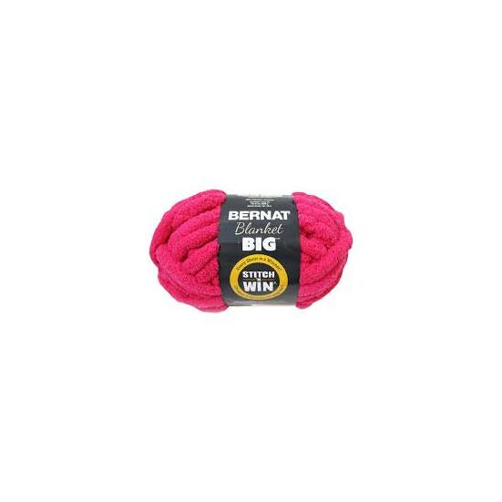 Bernat Blanket BIG takarófonal - Hot Pink