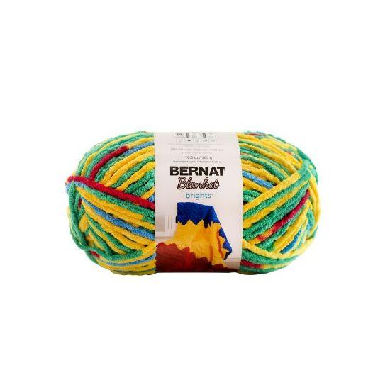 Bernat Blanket takarófonal - Rainbow Shine