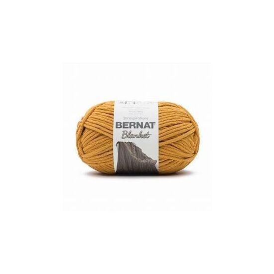 Bernat takarófonal - Burnt mustard