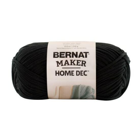 Bernat Home Dec -Black