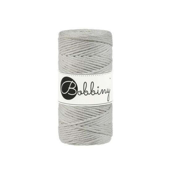 Bobbiny makramé fonal 3 mm - Bézs