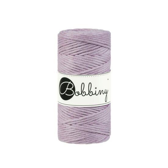 Bobbiny makramé fonal 3 mm - Dusty Pink