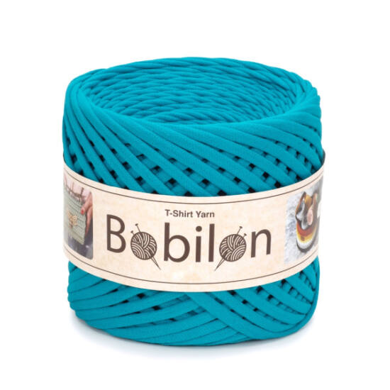 Bobilon Premium pólófonal 5-7 mm - Blue Lagoon