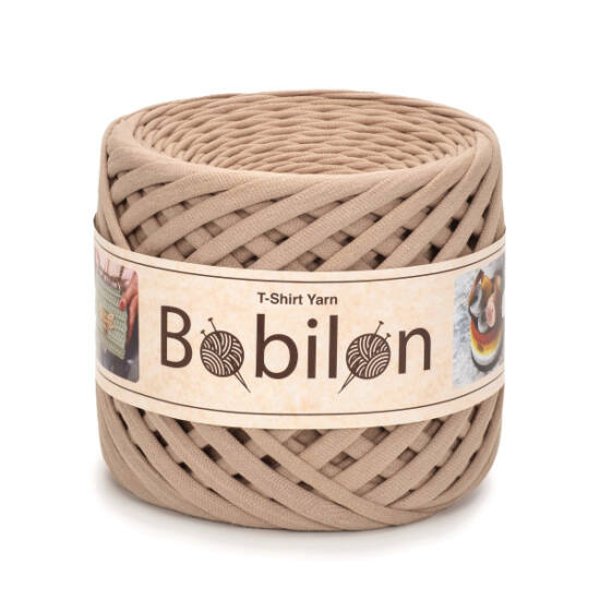 Bobilon Premium pólófonal 5-7 mm - Caramel