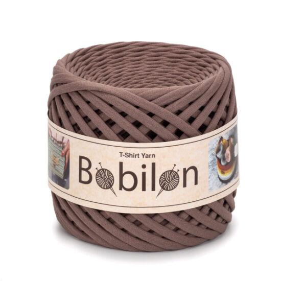 Bobilon Premium pólófonal 7-9 mm - Cocoa