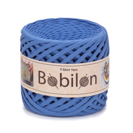 Bobilon Premium pólófonal 9-11 mm - Cornflower
