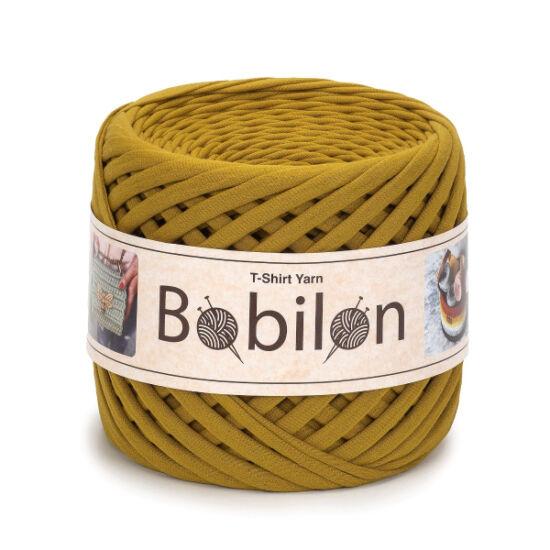 Bobilon Premium pólófonal 5-7 mm - Golden Lime